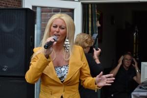 Optreden in Almelo